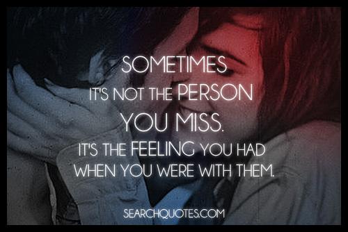 Feelings quote #1