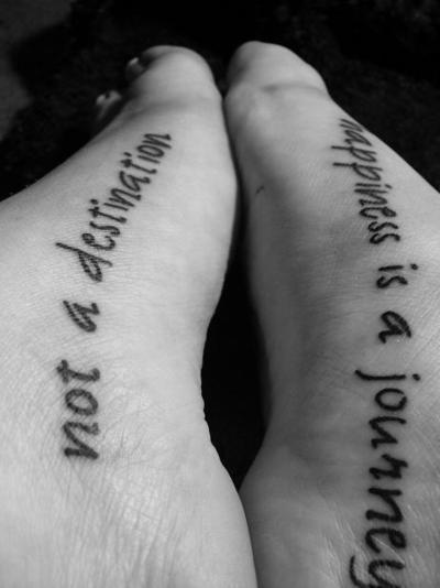 Feet quote #5