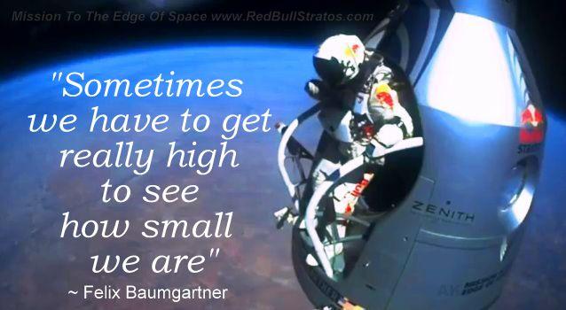 Felix Baumgartner's quote #4