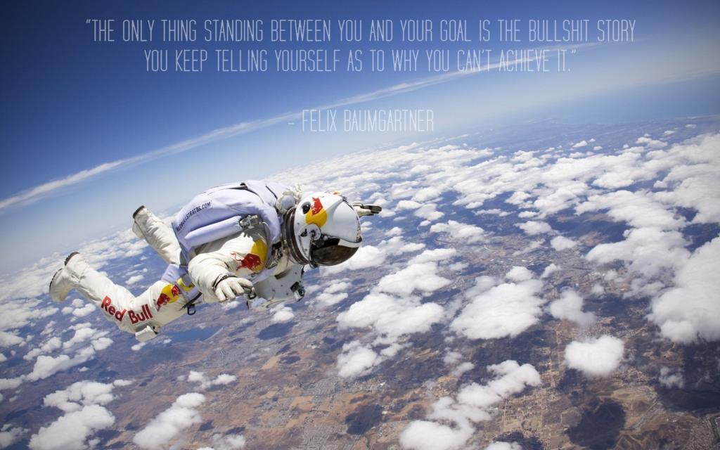 Felix Baumgartner's quote #5