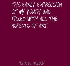 Felix de Weldon's quote #1