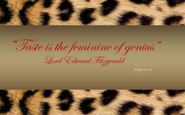 Feminine quote #8