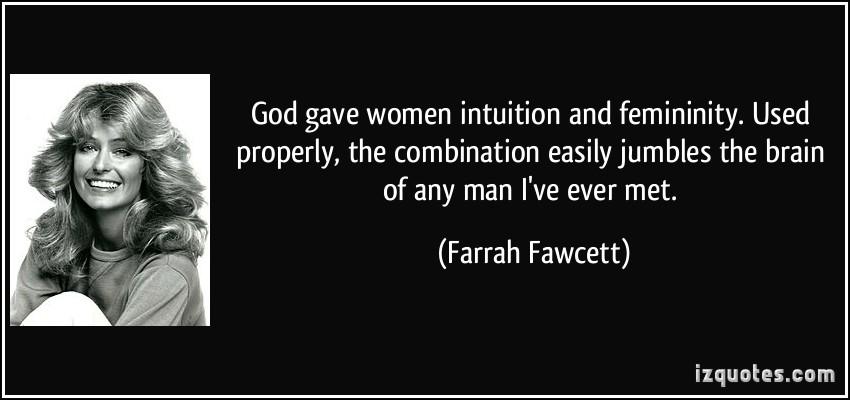 Femininity quote #3