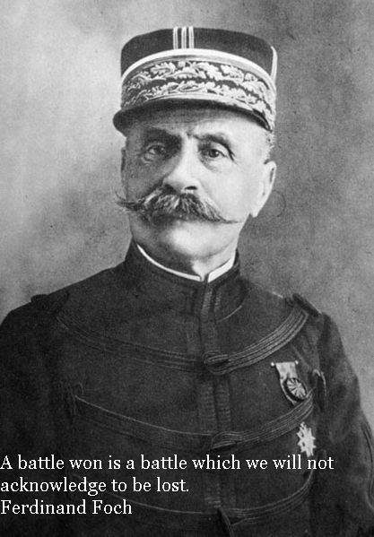 Ferdinand Foch's quote #4