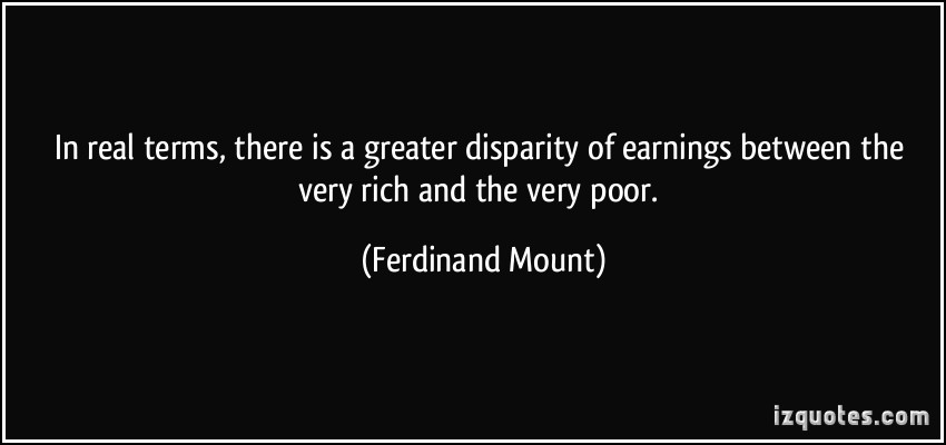 Ferdinand Mount's quote #1