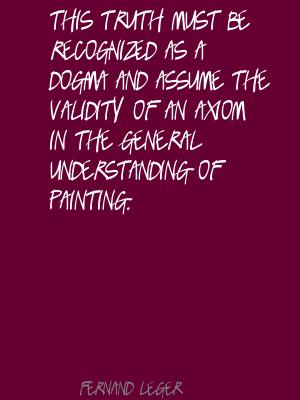 Fernand Leger's quote #2