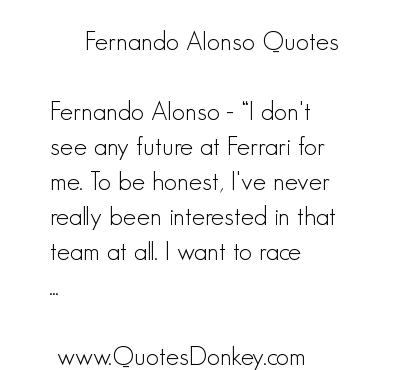 Fernando Alonso's quote #2