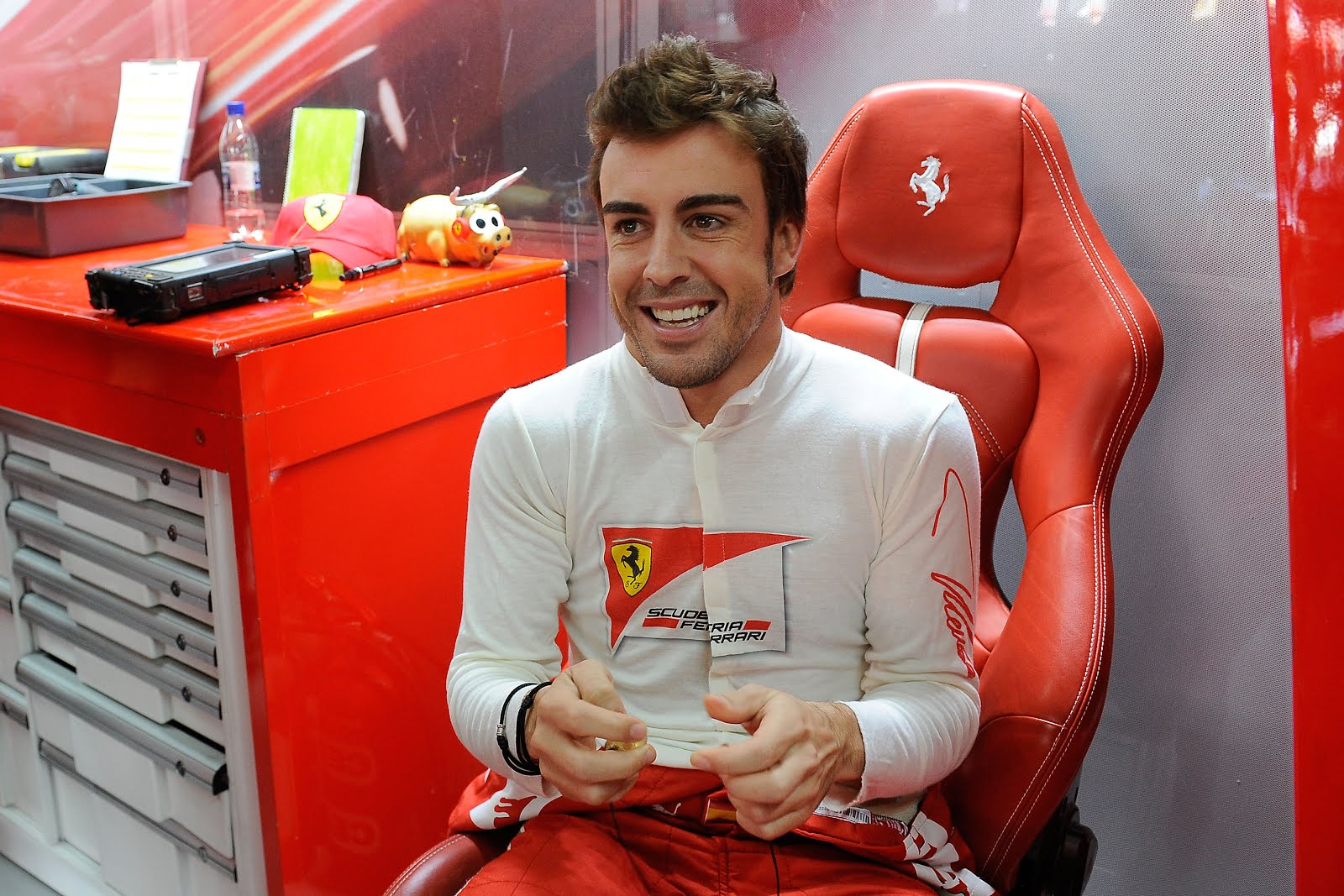 Fernando Alonso's quote #6