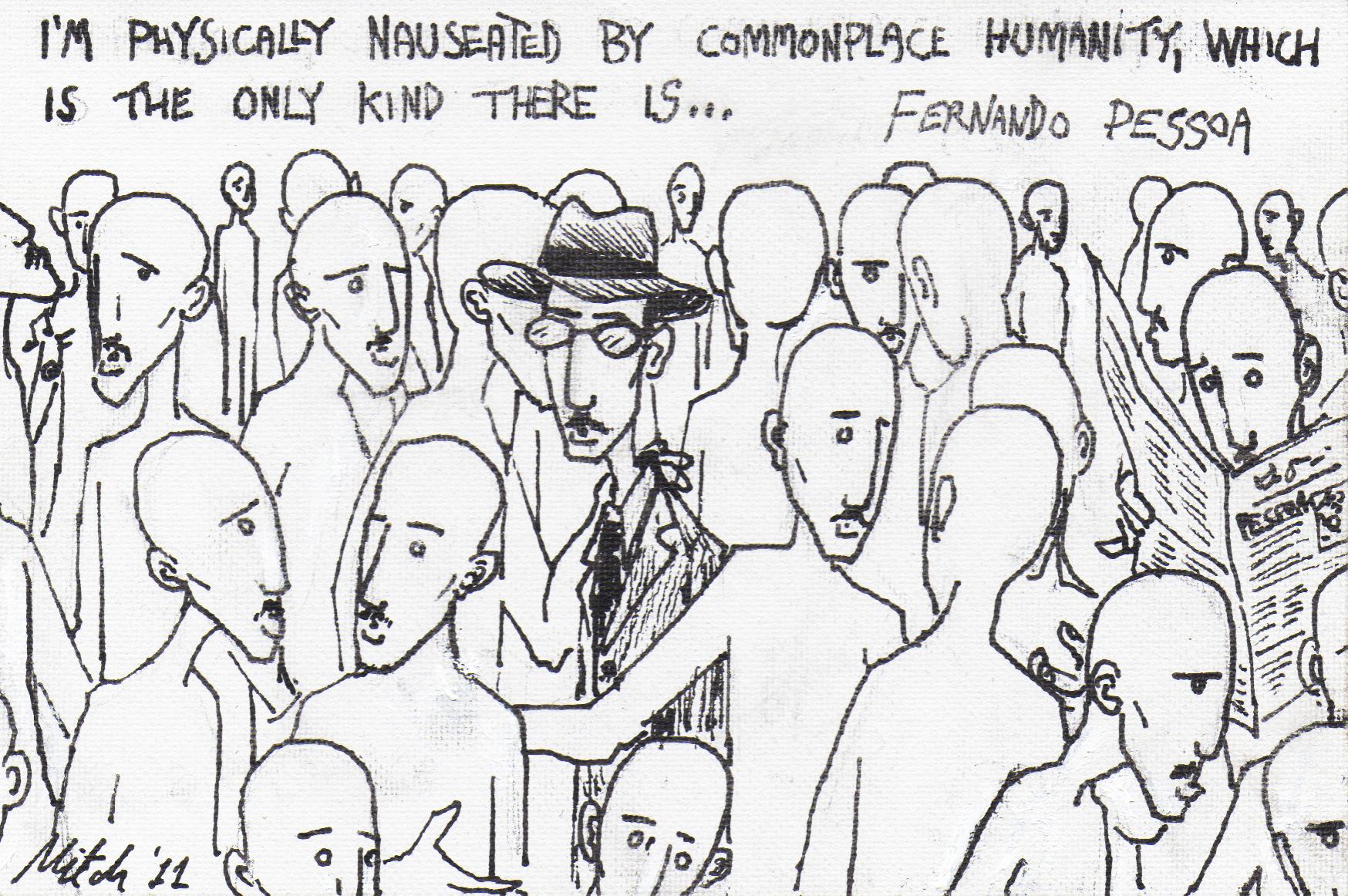 Fernando Pessoa's quote #2
