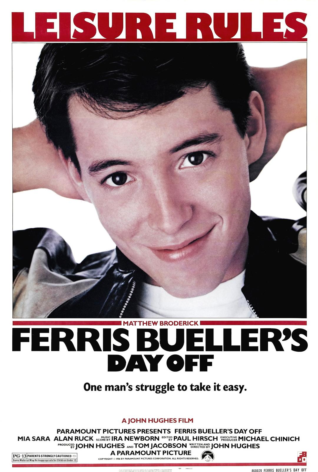 Ferris quote #1