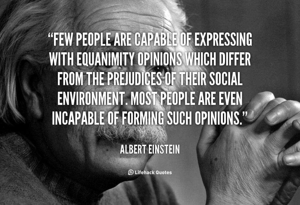 Few People quote #2