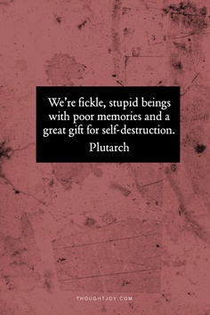 Fickle quote #2