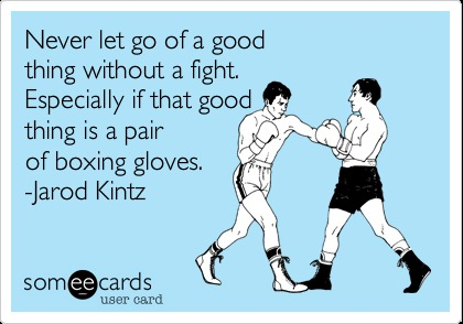 Fighting quote #5