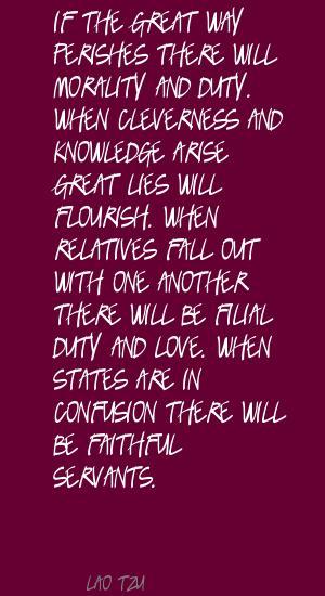 Filial quote #2