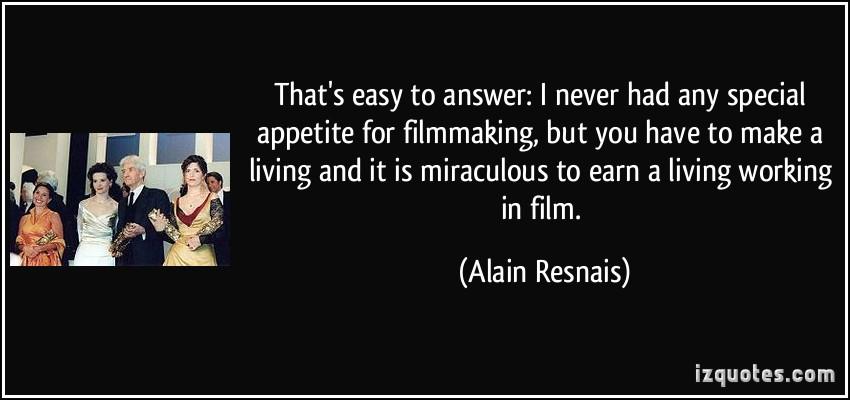 Filmmaking quote #3