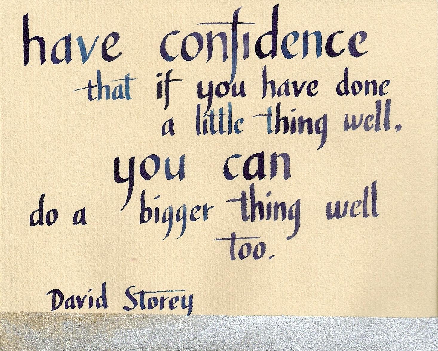 Fine quote #1