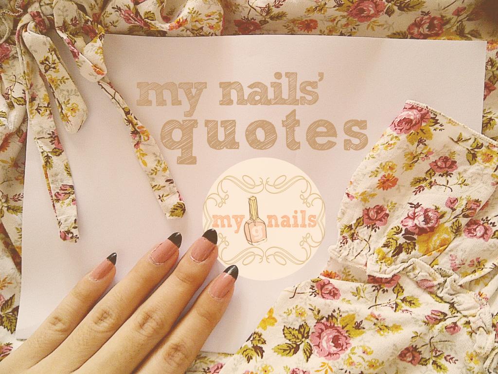 Fingernails quote #2