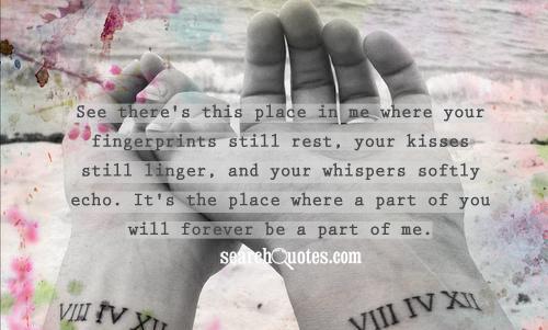 Fingerprints quote #1
