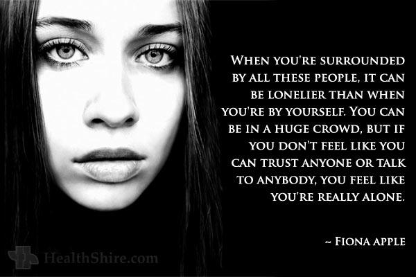 Fiona Apple's quote #3