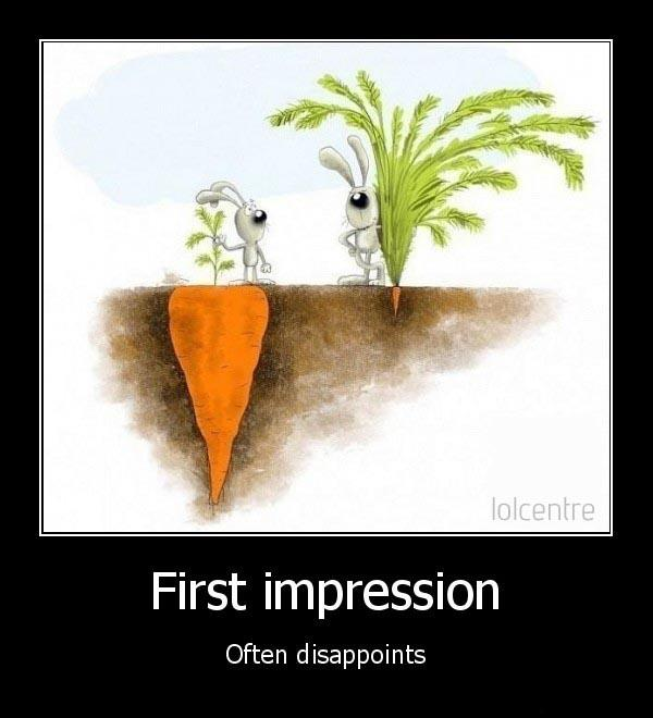 First Impressions quote #2