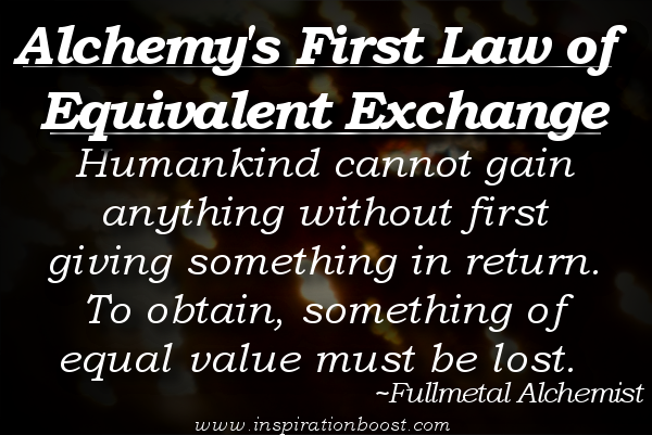 First Law quote #1