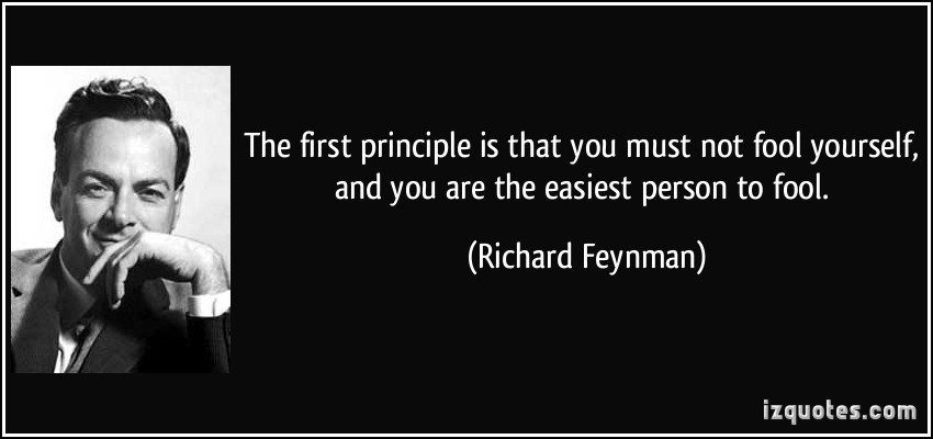 First Principle quote #1