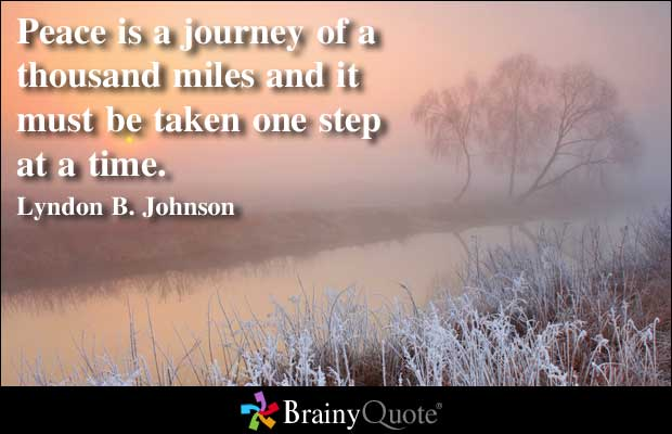 First Step quote #2
