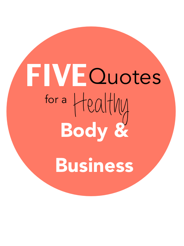 Five quote #4