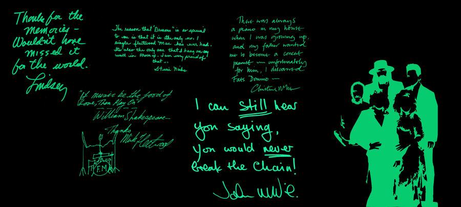 Fleetwood Mac quote #2