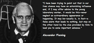 Fleming quote #1