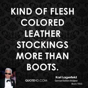 Flesh quote #2