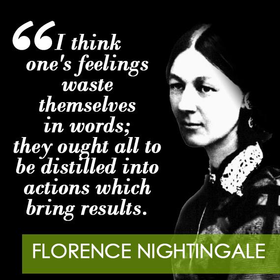 Florence Nightingale's quote #6