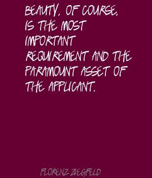 Florenz Ziegfeld's quote #4