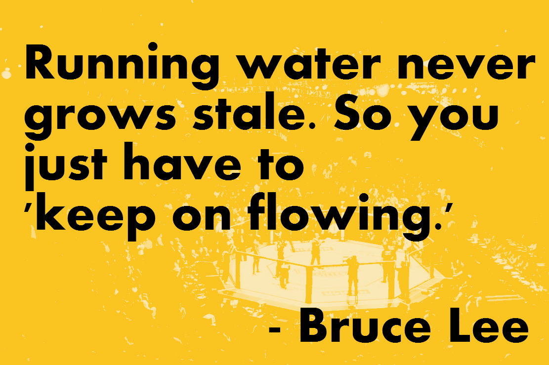Flowing quote #1