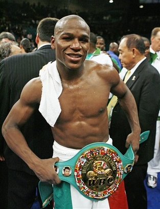Floyd Mayweather, Jr.'s quote #5