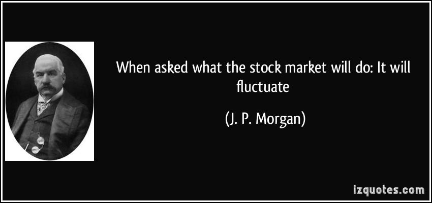 Fluctuate quote #1