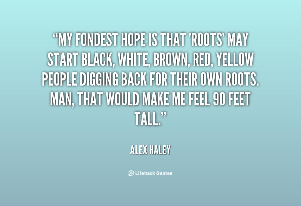 Fondest quote #1