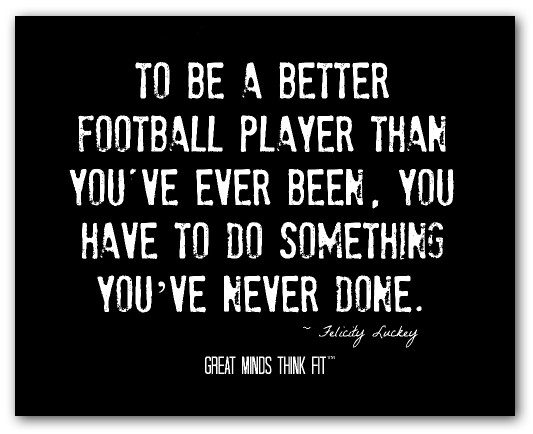 Football quote #1
