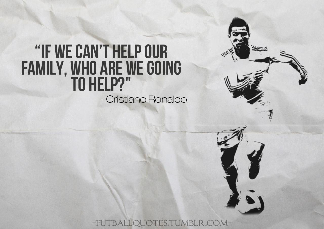 Footballer quote #1
