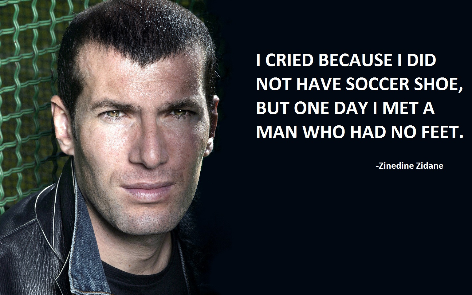 Footballers quote #2