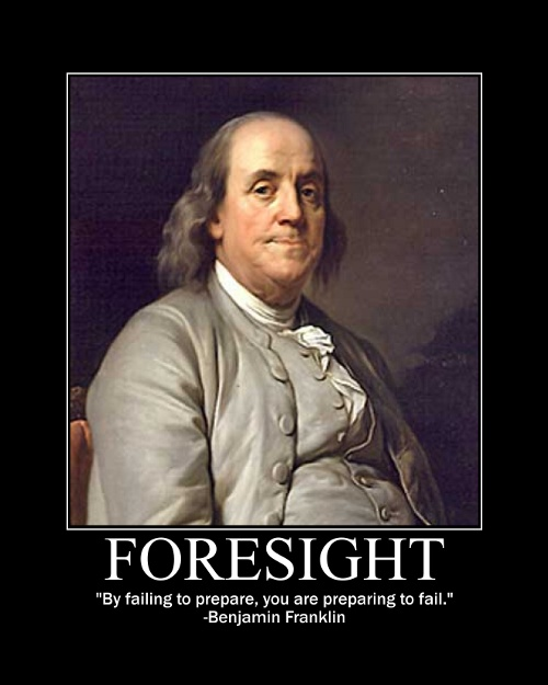 Foresight quote #2