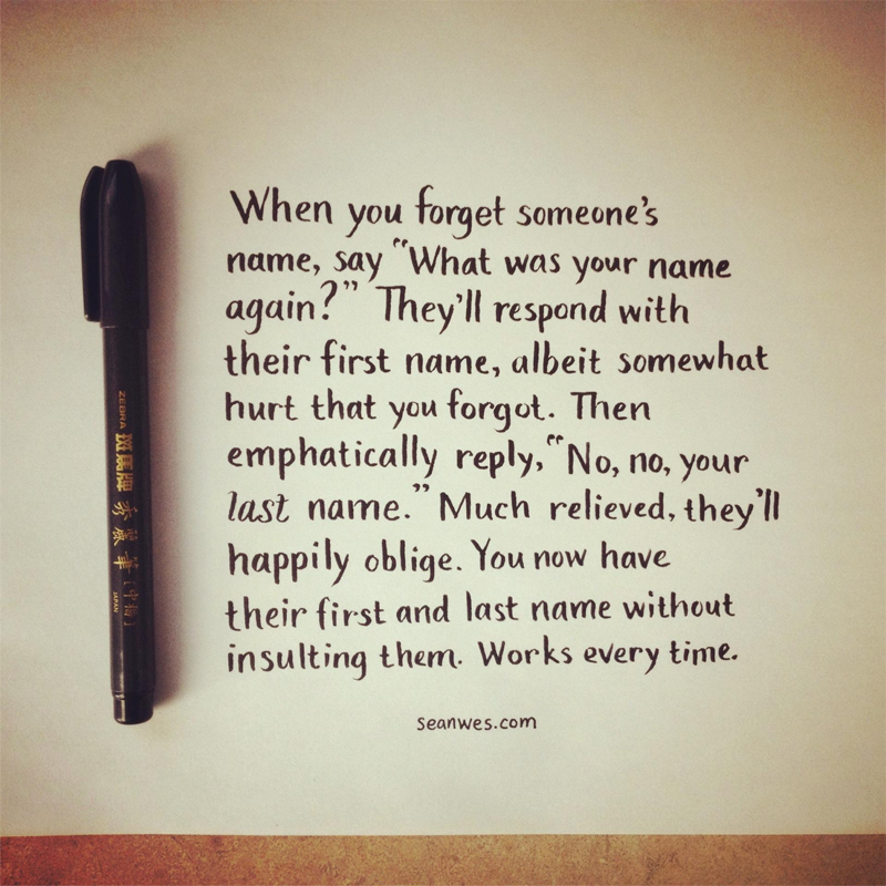 Forget quote #4