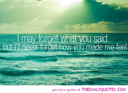 Forget quote #1