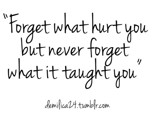 Forget quote #7