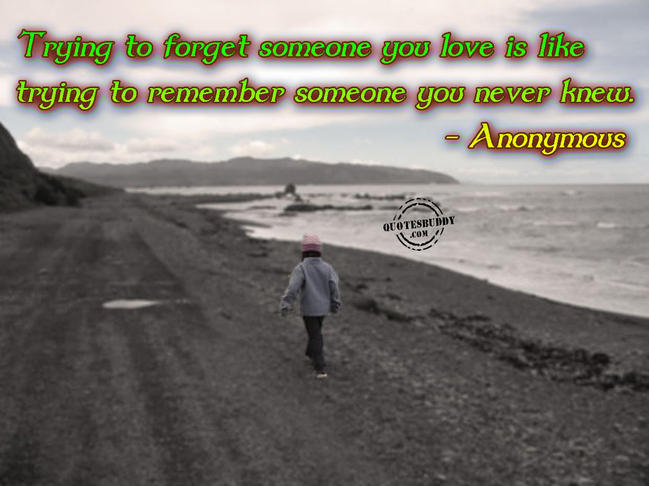 Forgetting quote #6
