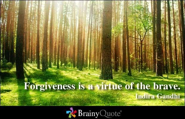 Forgiven quote #1