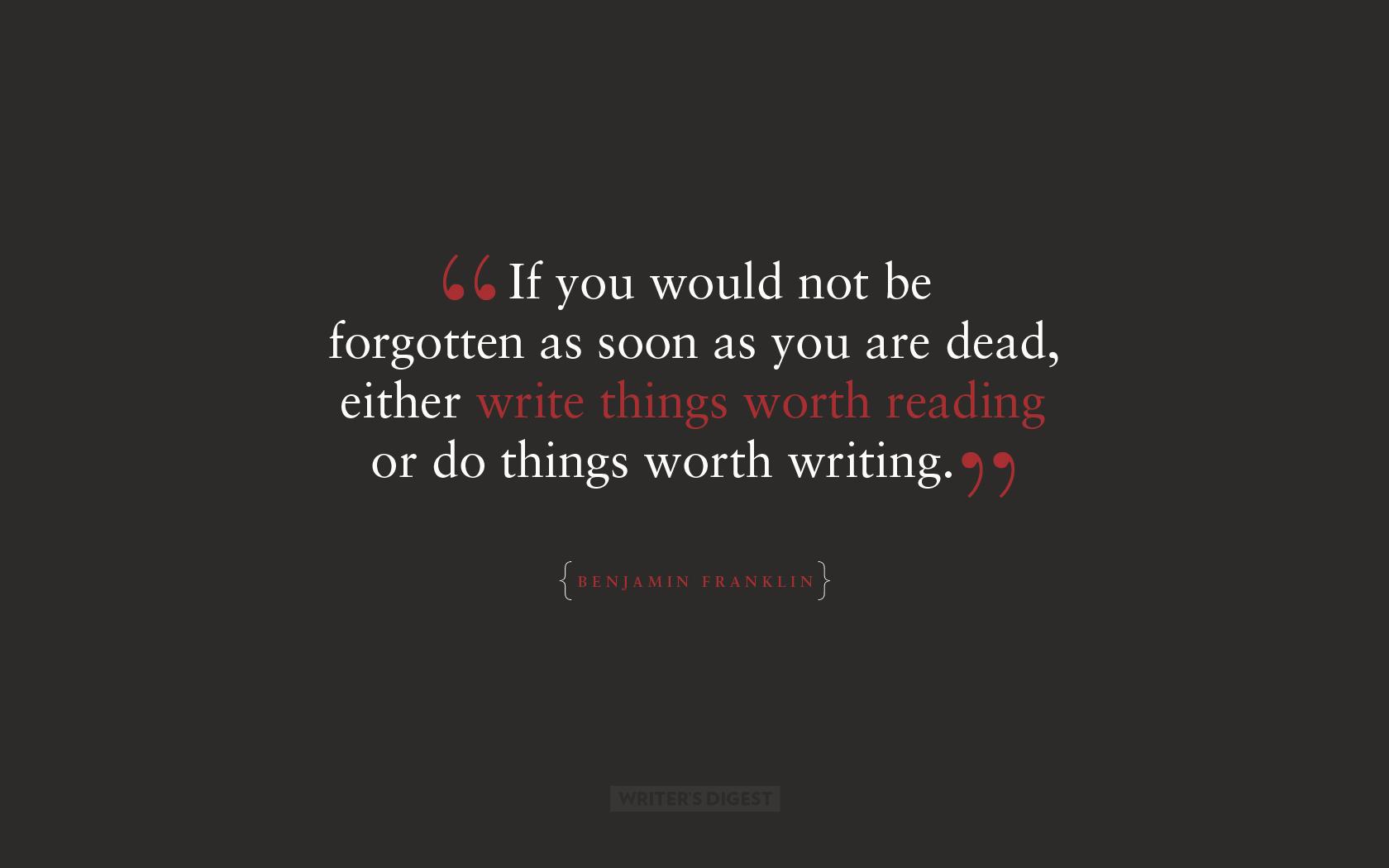 Forgotten quote #6