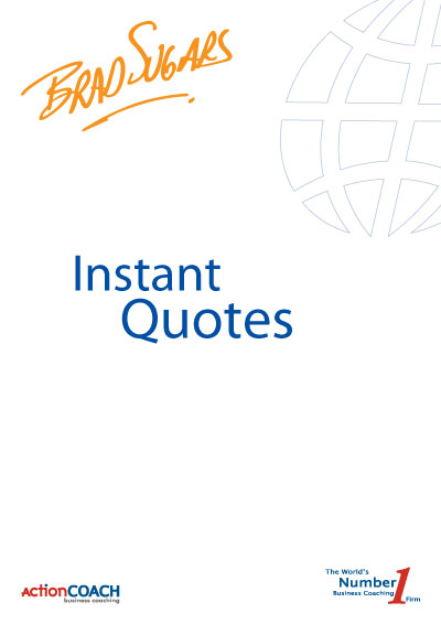 Forms quote #6