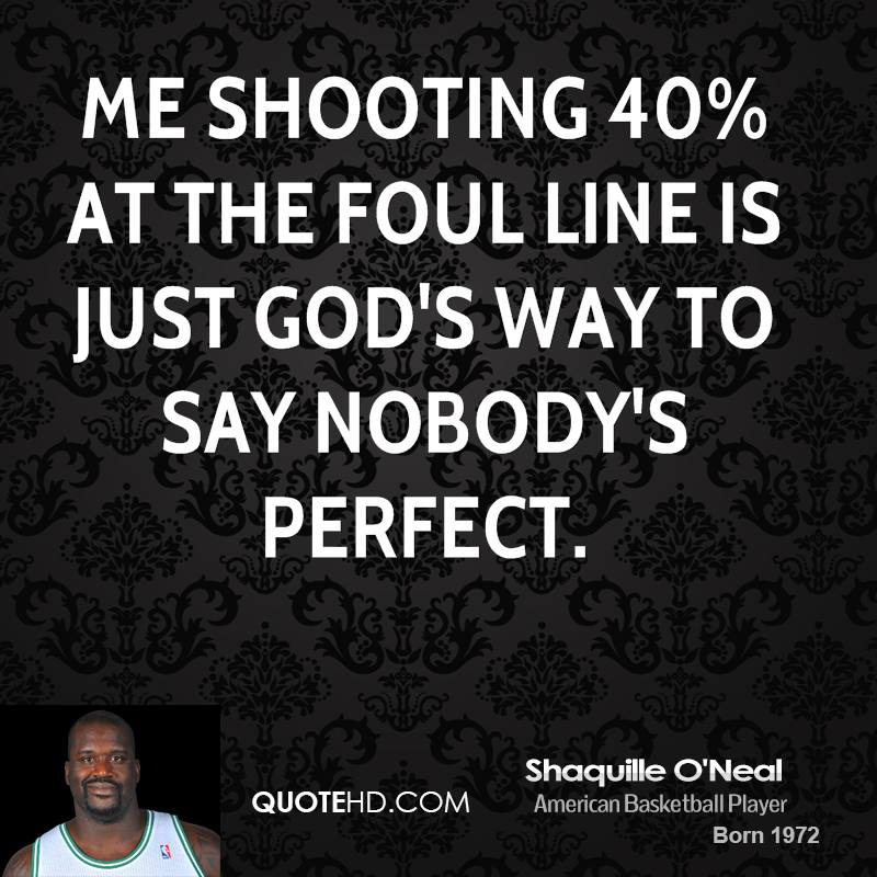 Foul quote #1