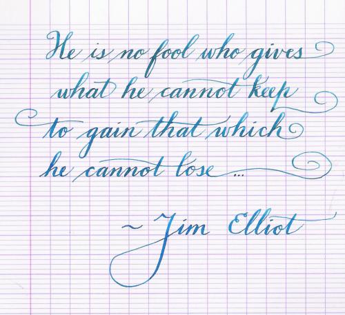 Fountain quote #1